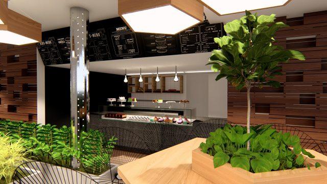 CAFE RESTAURANT IBM