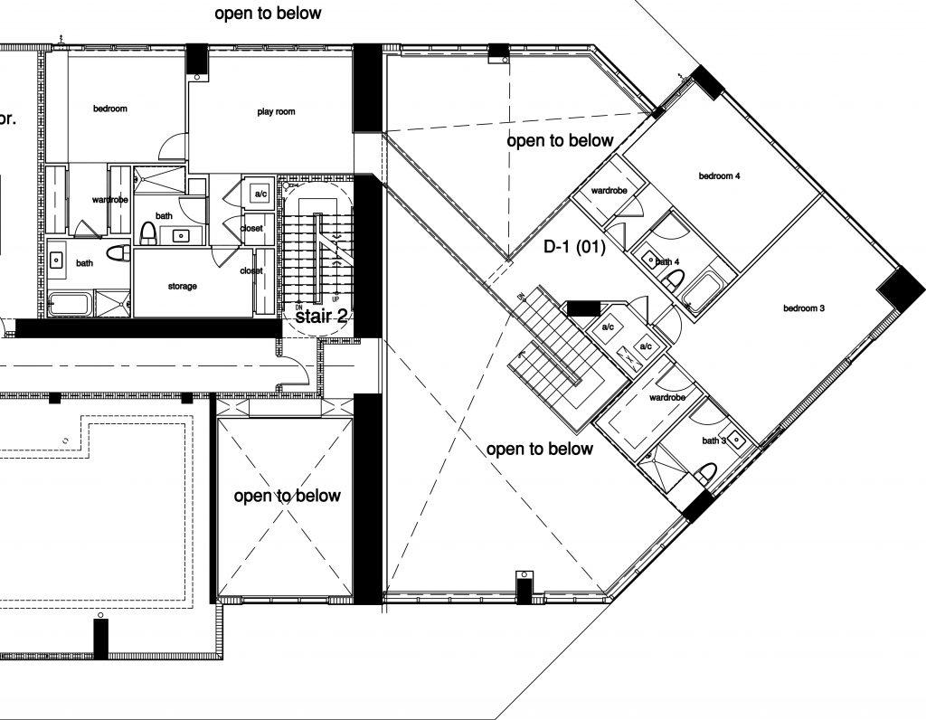 Planta Alta / Top Floor