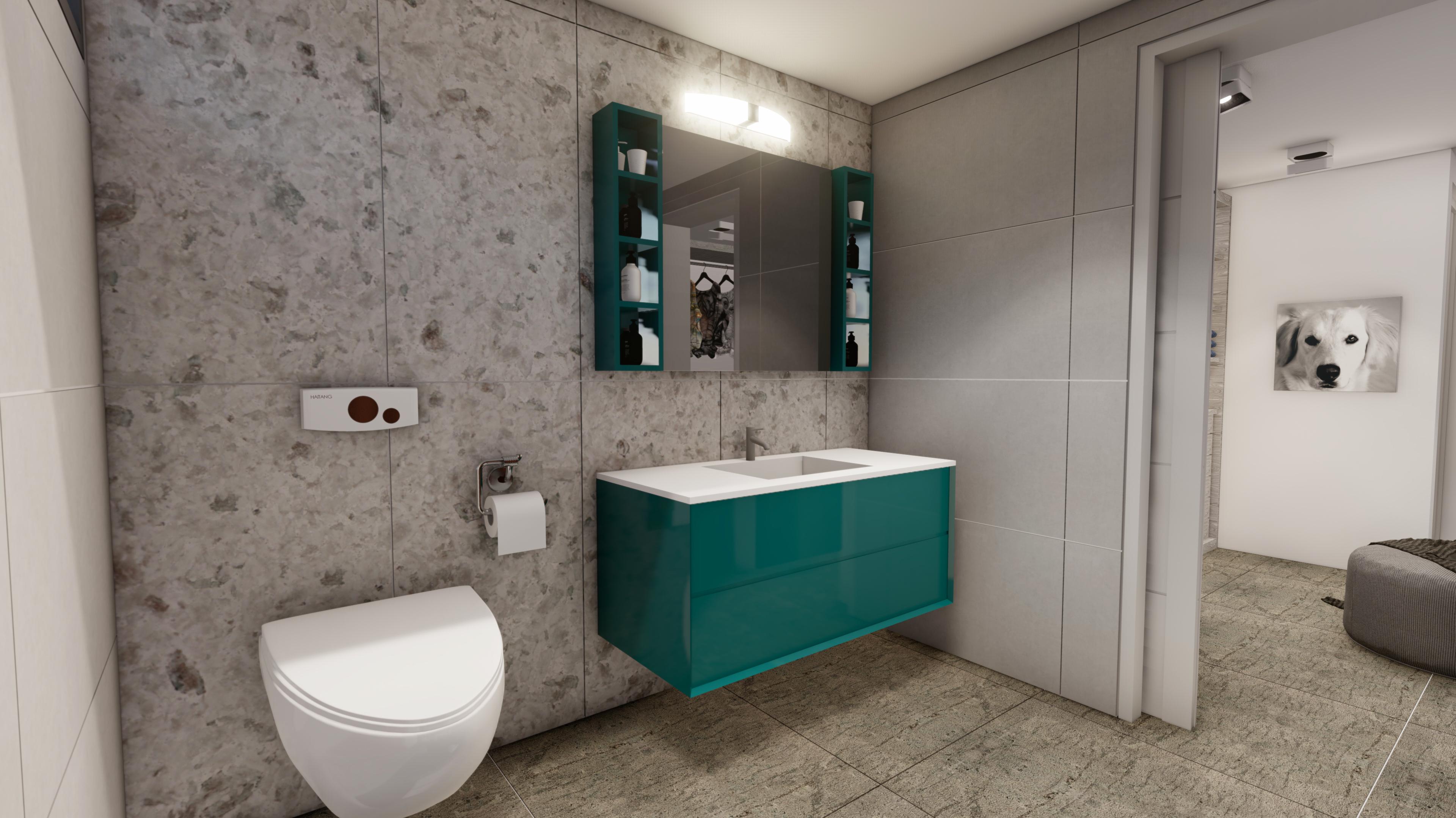 Baño Habitación Principal. Imagen 02